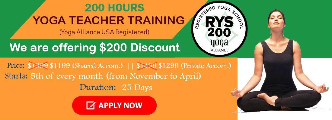Come and discover Kundalini yoga in 200 hour Yoga TTC program